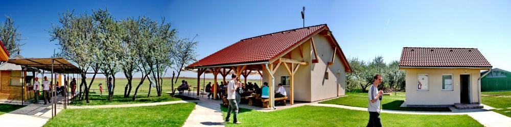 Парашюты - озеро Балатон, Венгрия