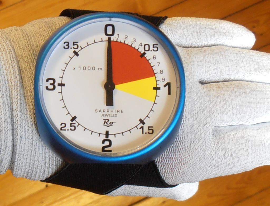 Парашютный высотомер своими руками 37